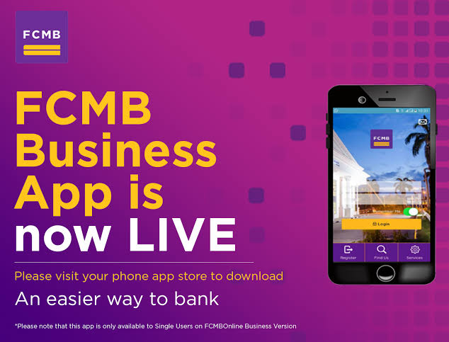 FCMB Internet Banking