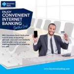 Keystone Bank internet banking