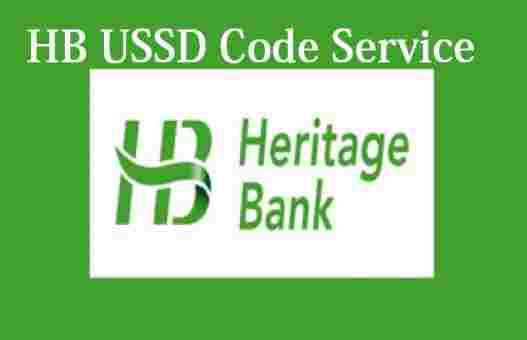 Heritage Bank Account Balance Code