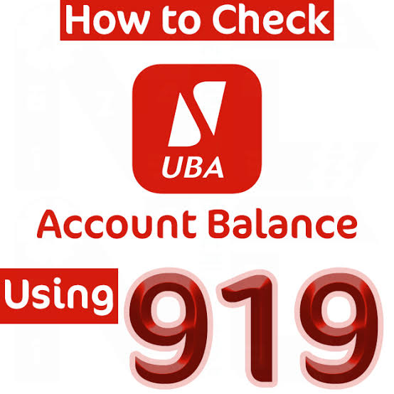 How To Check UBA Account Balance