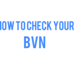 how to check bvn on mtn