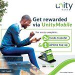 unity bank mobile app