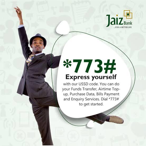 New JAIZ Bank Transfer Code