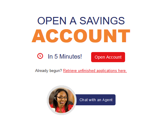 Access Bank account opening