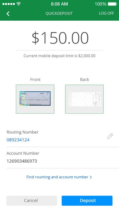 Chase Mobile Deposit Limit