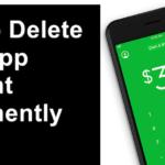how to delete cash app account