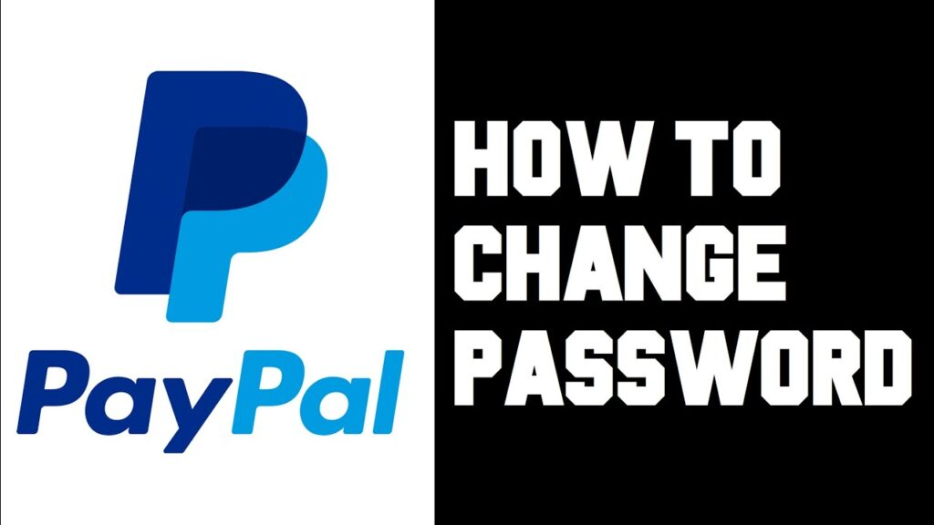 How to Change PayPal Password