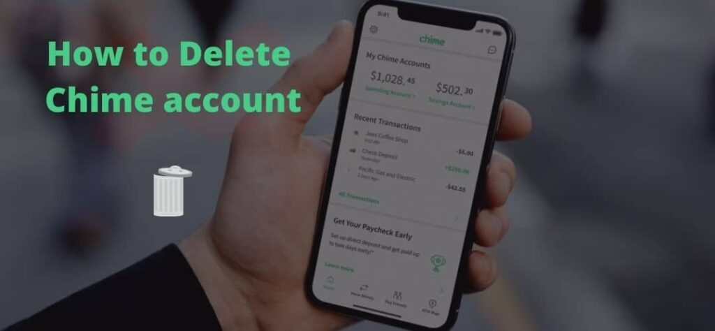 How to Close a Chime Account